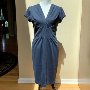David Meister | Dress, Navy Blue, Sz 10